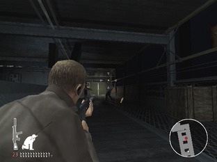 Test 007 Quantum of Solace PlayStation 2 - Screenshot 8