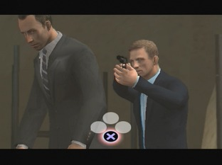 Test 007 Quantum of Solace PlayStation 2 - Screenshot 12
