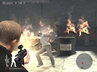 Test 007 Quantum of Solace PlayStation 2 - Screenshot 13