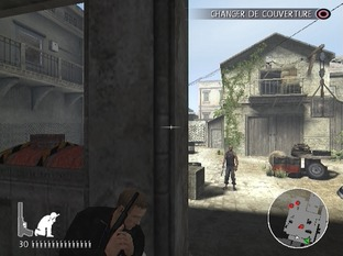 Test 007 Quantum of Solace PlayStation 2 - Screenshot 14