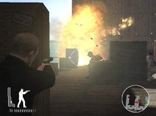 Test 007 Quantum of Solace PlayStation 2 - Screenshot 15