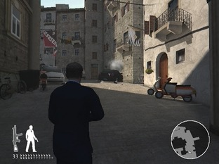 Test 007 Quantum of Solace PlayStation 2 - Screenshot 16