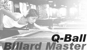 Q-Ball : Billard Master