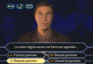 Test Qui Veut Gagner Des Millions : Seconde Edition PlayStation 2 - Screenshot 2