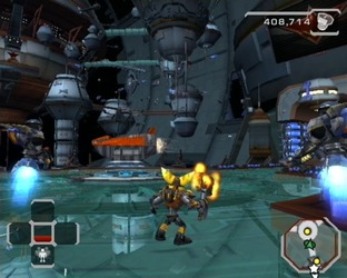 Ratchet : Gladiator Playstation 2