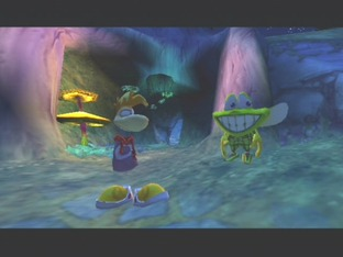 Test Rayman 3 : Hoodlum Havoc PlayStation 2 - Screenshot 57