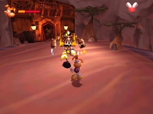 Rayman Revolution Playstation 2