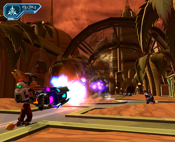 Images Ratchet & Clank 3 PlayStation 2 - 9