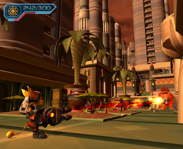 Images Ratchet & Clank 3 PlayStation 2 - 10
