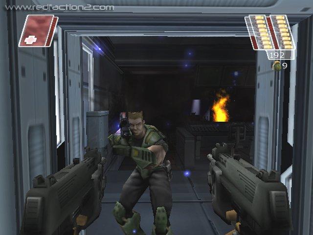 Red Faction 2 ScreenShot