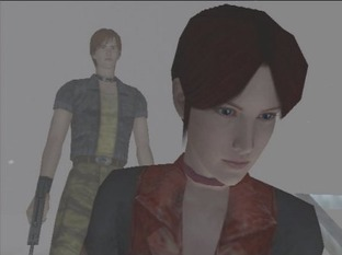 Test Resident Evil : Code Veronica X PlayStation 2 - Screenshot 2