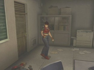Test Resident Evil : Code Veronica X PlayStation 2 - Screenshot 4