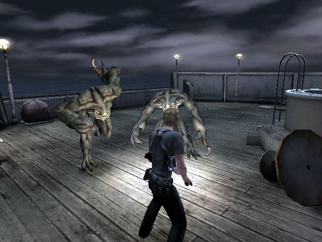 Описание торрент раздачи Resident Evil: Dead Aim (2003/RUS) PC MarkusEVO.