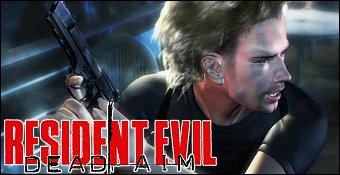 Resident Evil : Dead Aim Redap20b