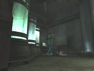 Test Resident Evil : Outbreak PlayStation 2 - Screenshot 492