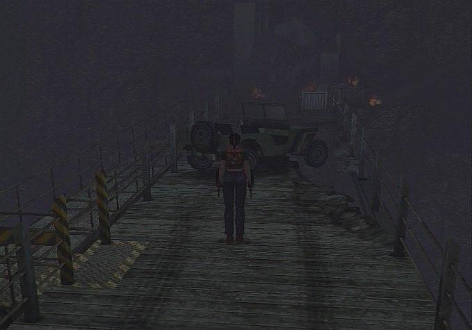 Biohazard : Code Veronica X (Resident Evil : Code Veronica X) Resident-evil-code-veronica-x-playstation-2-ps2-015