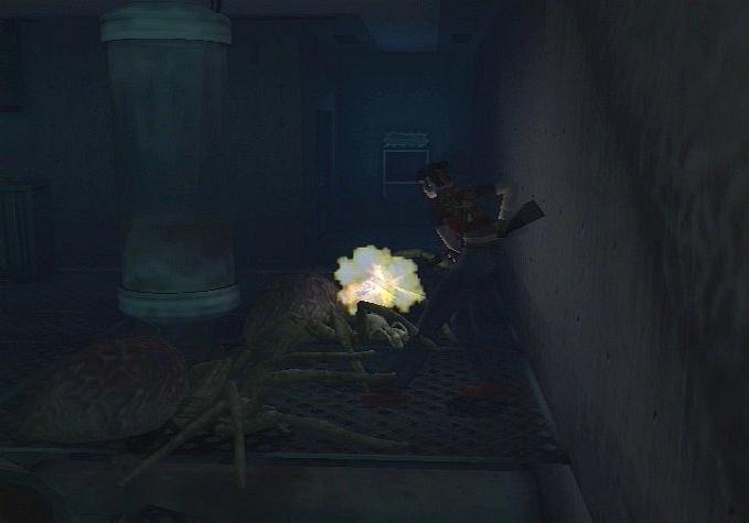 Biohazard : Code Veronica X (Resident Evil : Code Veronica X) Resident-evil-code-veronica-x-playstation-2-ps2-016
