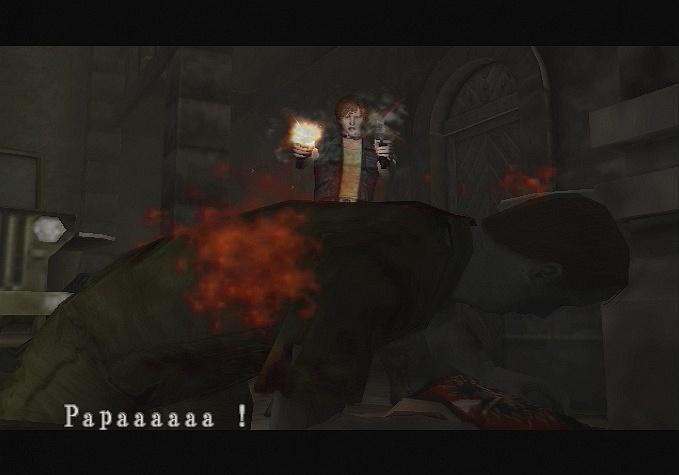 Biohazard : Code Veronica X (Resident Evil : Code Veronica X) Resident-evil-code-veronica-x-playstation-2-ps2-023