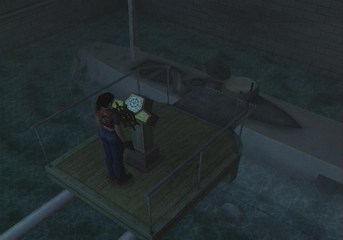 Biohazard : Code Veronica X (Resident Evil : Code Veronica X) Resident-evil-code-veronica-x-playstation-2-ps2-026