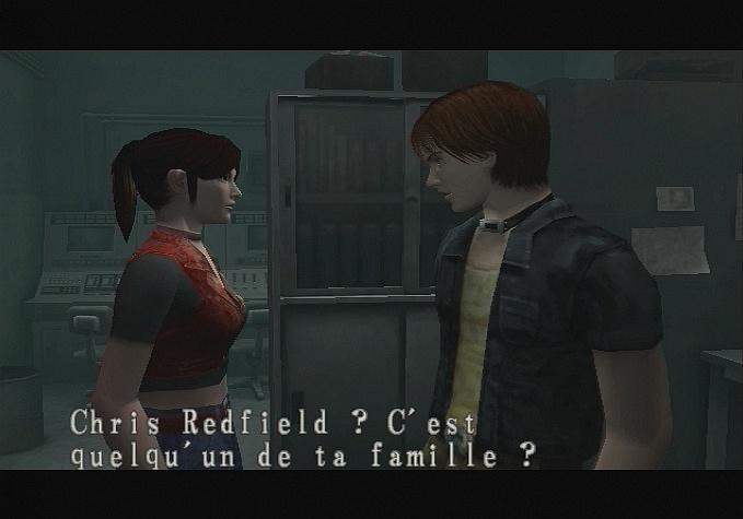 Biohazard : Code Veronica X (Resident Evil : Code Veronica X) Resident-evil-code-veronica-x-playstation-2-ps2-044