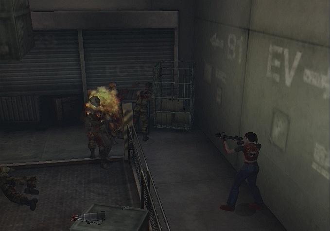Biohazard : Code Veronica X (Resident Evil : Code Veronica X) Resident-evil-code-veronica-x-playstation-2-ps2-073