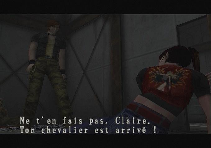 Biohazard : Code Veronica X (Resident Evil : Code Veronica X) Resident-evil-code-veronica-x-playstation-2-ps2-076