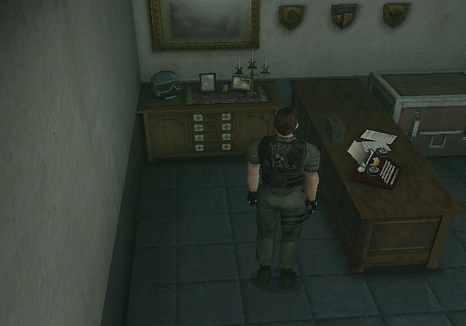 Biohazard : Code Veronica X (Resident Evil : Code Veronica X) Resident-evil-code-veronica-x-playstation-2-ps2-091