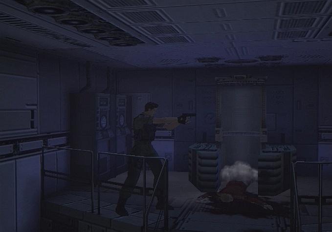 Biohazard : Code Veronica X (Resident Evil : Code Veronica X) Resident-evil-code-veronica-x-playstation-2-ps2-097