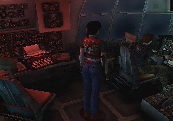 Biohazard : Code Veronica X (Resident Evil : Code Veronica X) Resident-evil-code-veronica-x-playstation-2-ps2-103