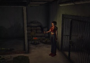 Test Resident Evil : Code Veronica X PlayStation 2 - Screenshot 111