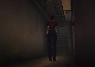 Test Resident Evil : Code Veronica X PlayStation 2 - Screenshot 115