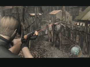Test Resident Evil 4 PlayStation 2 - Screenshot 134