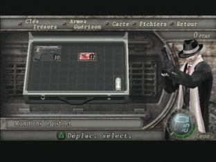 Test Resident Evil 4 PlayStation 2 - Screenshot 135