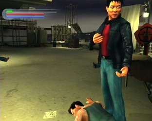 Test Rise To Honour PlayStation 2 - Screenshot 32