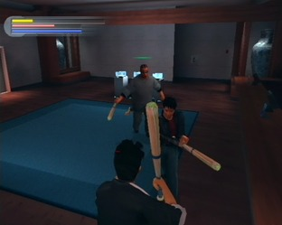 Test Rise To Honour PlayStation 2 - Screenshot 33