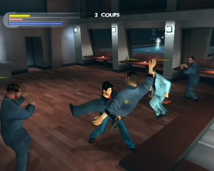 Test Rise To Honour PlayStation 2 - Screenshot 34