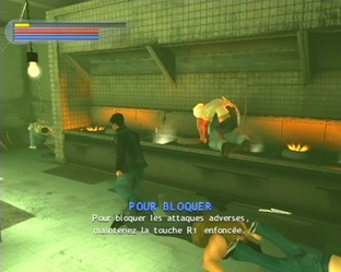 Test Rise To Honour PlayStation 2 - Screenshot 35