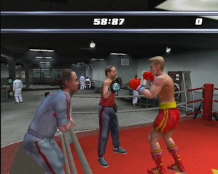 Test Rocky Legends PlayStation 2 - Screenshot 15