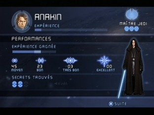 Test Star Wars Episode 3 : La Revanche Des Sith PlayStation 2 - Screenshot 66