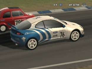 Test R : Racing PlayStation 2 - Screenshot 24
