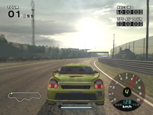 Test R : Racing PlayStation 2 - Screenshot 25