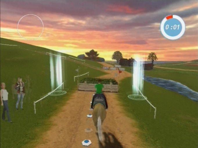 Riding Star : Competitions Equestres