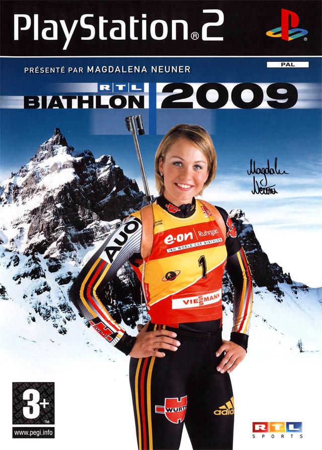 Год выпуска. RTL Biathlon 2009.
