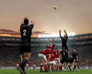 Image : Rugby 08