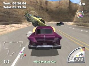 Rumble Racing PlayStation 2