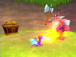 Spyro : A Hero's Tail PlayStation 2