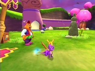 Spyro : A Hero's Tail PlayStation 2