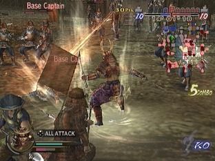 Test Samurai Warriors 2 : Empires PlayStation 2 - Screenshot 156