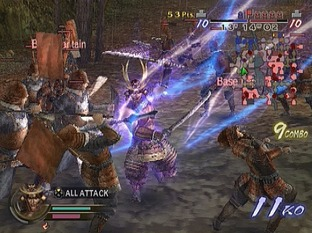 Test Samurai Warriors 2 : Empires PlayStation 2 - Screenshot 162