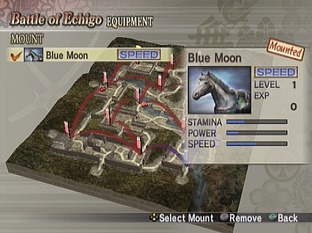 Test Samurai Warriors 2 : Empires PlayStation 2 - Screenshot 165